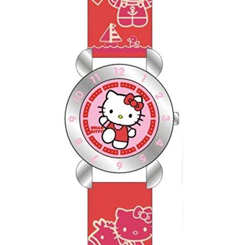 Hello Kitty Jugendarmbanduhr 4407402