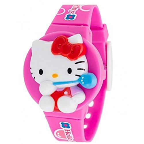 Digitaluhr Hello Kitty