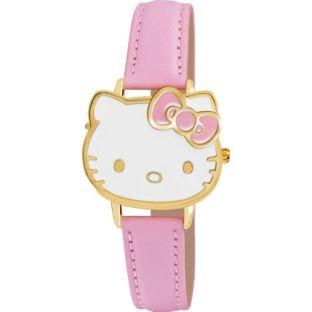 Hello Kitty Leder Flip Uhr 224722411