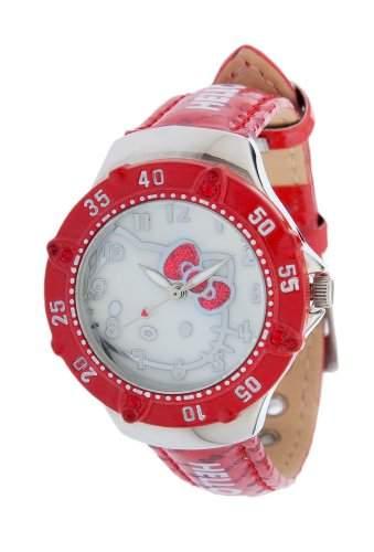Hello Kitty Maedchen Armbanduhr NLHK10047