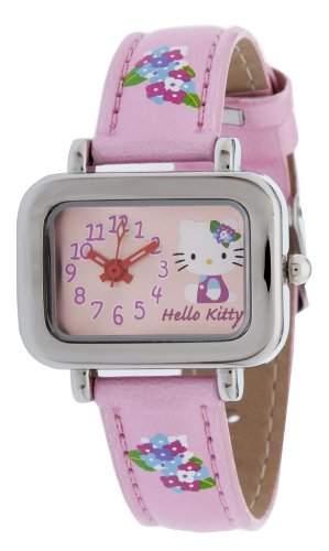Hello Kitty Maedchen Armbanduhr NLHK50002