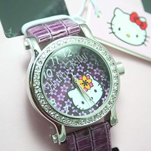 Maedchen Uhr * Hello Kitty * ZR25612
