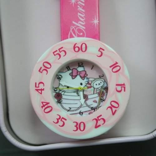 Maedchen Uhr * Hello Kitty * ZR25937