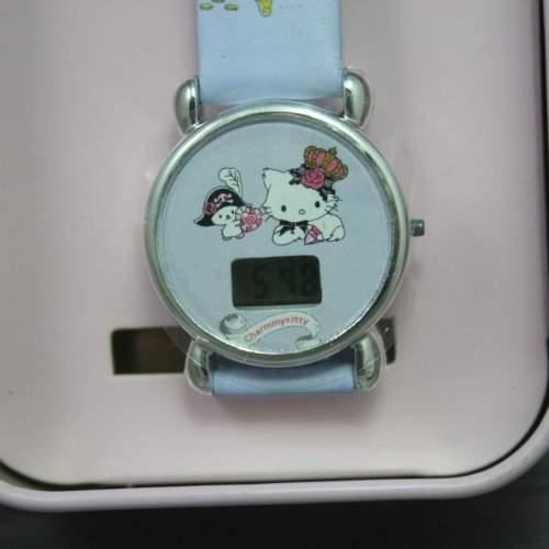 Maedchen Uhr * Hello Kitty * ZR25944