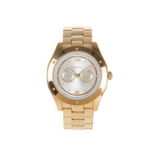Parfois Uhr Metal Damen Groesse M Golden