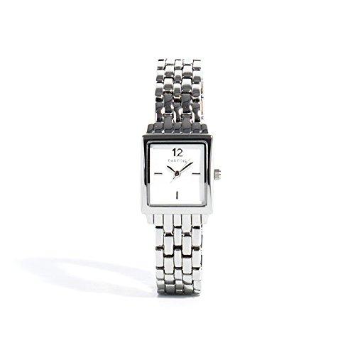 Parfois Uhr Silvered Damen Groesse M Silber