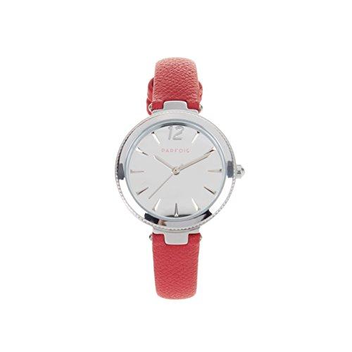 Parfois Uhr Metal Damen Groesse M Rot