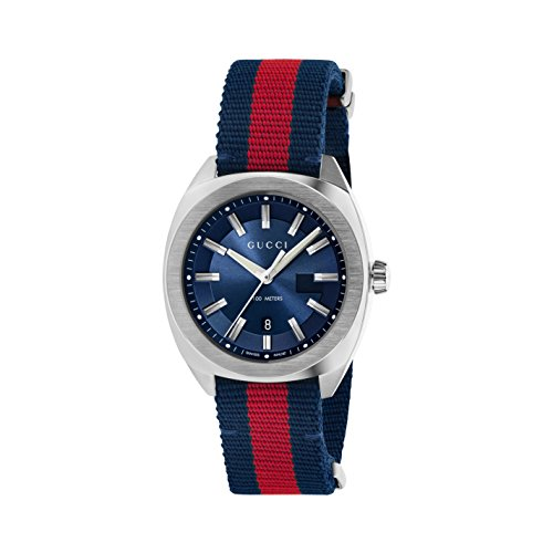 Gucci Unisex Armbanduhr YA142304