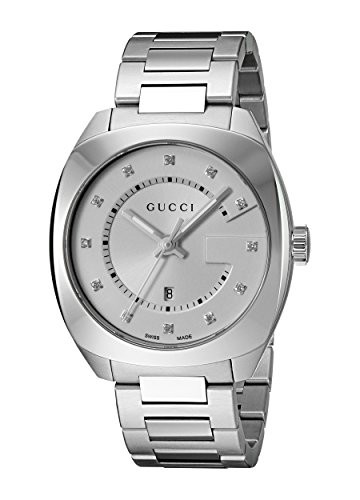Gucci Unisex Armbanduhr YA142403