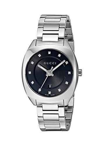 Gucci Unisex Armbanduhr YA142503