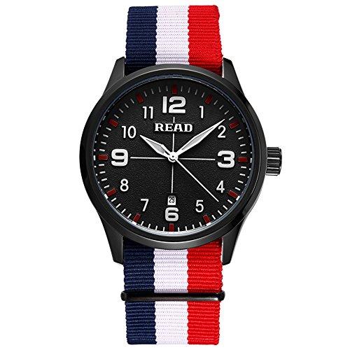 Lesen New Business Quarz Fashion wasserabweisend Armbanduhren 2060