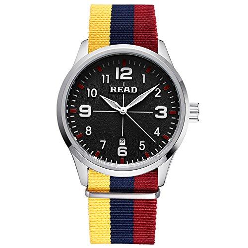Lesen New Fashion Business Quarz wasserabweisend Armbanduhren 2060