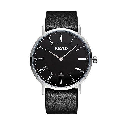 Lesen Quarz Fashion Handgelenk Uhren R2067 mit roemischen Zahl