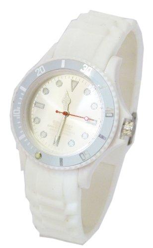 Preisbrecher Armbanduhr White