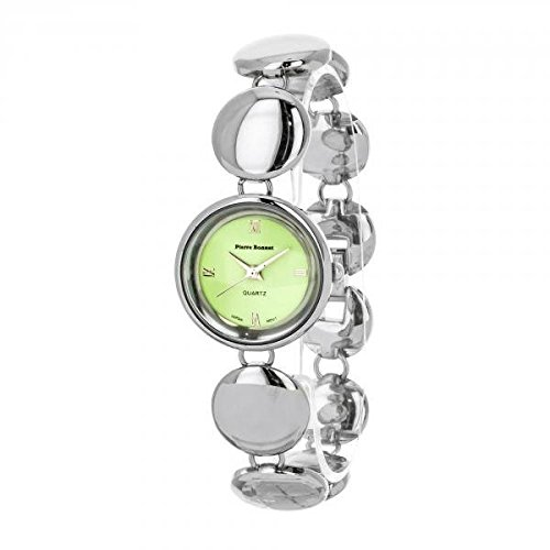 Pierre Bonnet Uhr Damen 9119 g Armband Silver Zifferblatt Gruen Quarz Shop