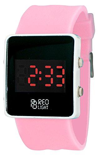 Pierre Bonnet Uhr Pierre Bonnet mit Gehaeuse aus Metall und Display LCD mit Quarzwerk R 5118r