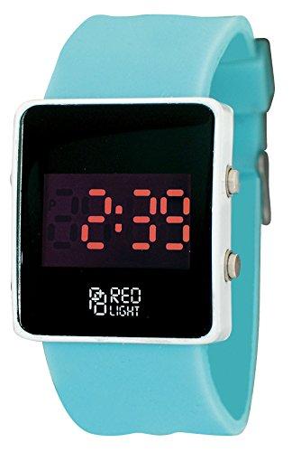 Pierre Bonnet Uhr Pierre Bonnet mit Gehaeuse aus Metall und Display LCD mit Quarzwerk R 5118