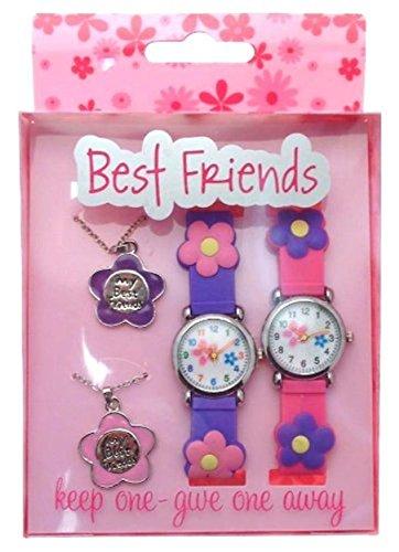 iAS Maedchen Armbanduhr Analog Plastik 5055382603399