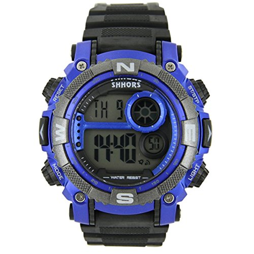 Uhren Sport Sport Silikon Schwarz 26