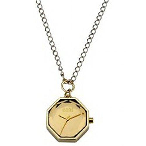 Oasis BV36 80OG Armbanduhr Armband aus Metall Farbe Gold