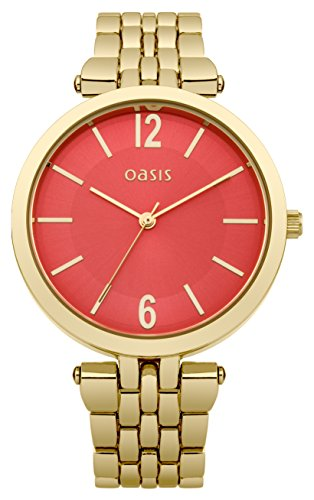 Oasis Damen Armbanduhr Analog Quarz B1510