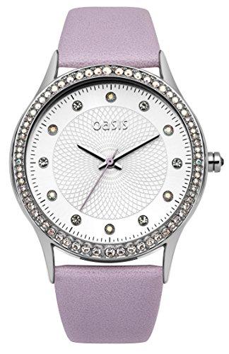 Oasis Damen Armbanduhr Analog Quarz B1531