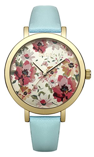 Oasis Damen Armbanduhr Analog Quarz B1542