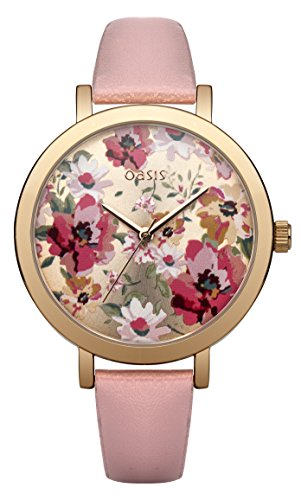 Oasis Damen Armbanduhr Analog Quarz B1543