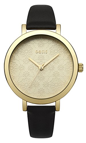Oasis Damen Armbanduhr Analog Quarz B1544