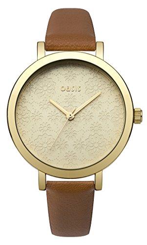 Oasis Damen Armbanduhr Analog Quarz B1545