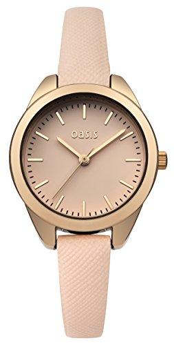 Oasis Damen Armbanduhr Analog Quarz B1546