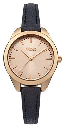 Oasis Damen Armbanduhr Analog Quarz B1547