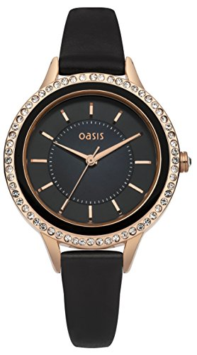 Oasis Damen Armbanduhr Analog Quarz B1551