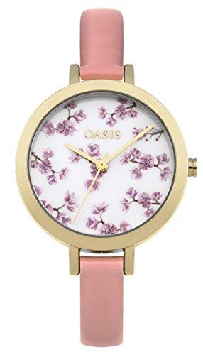 Oasis Damen Armbanduhr Analog Quarz b1580