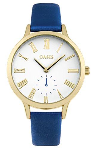 Oasis Damen Armbanduhr Oasis Ladies Watch Analog Quarz B1557