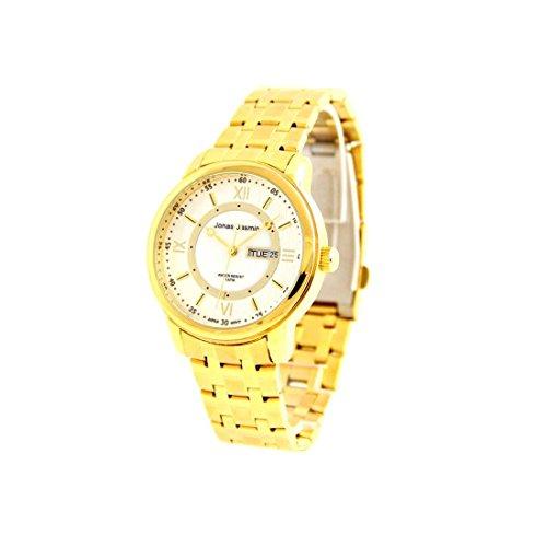 mit Armband Stahl Gold Jonas 2545