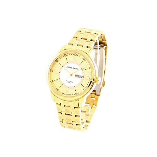 Zeigt Herren Fashion Armband Stahl Gold Jonas 1716