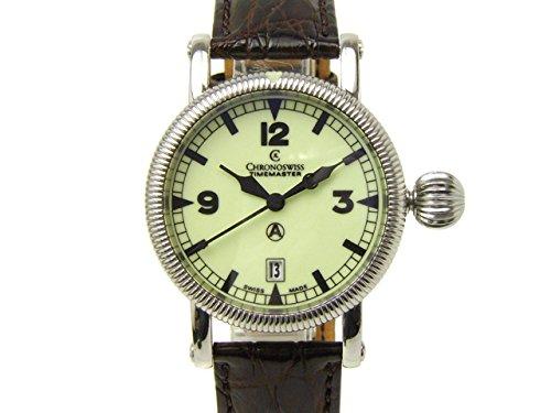 CHRONOSWISS ARMBANDUHR TIMEMASTER CH 2833
