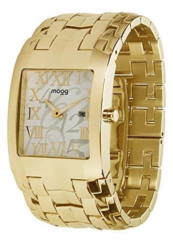 Moog Paris Jewel Rain gold aus Edelstahl Armband Gold aus Edelstahl in Frankreich hergestellt M45144 002