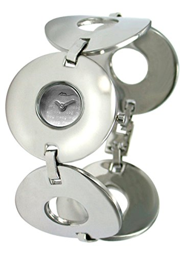 Moog Paris Boheme Silber aus Edelstahl Armband Silber aus Edelstahl in Frankreich hergestellt M46144 004
