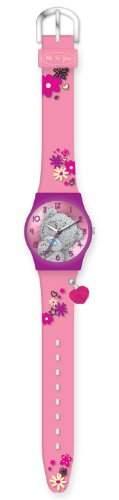 Me To You Maedchen-Armbanduhr Analog plastik Pink MTY1P