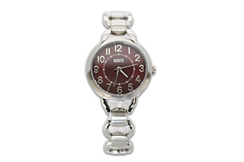 Uhr Damen Armbanduhr ROOTS Avalon Damenuhr Quartz Edelstahl