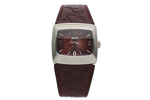 Uhr Damen Armbanduhr ROOTS Ivy R798LCRN Damenuhr Quartz Edel