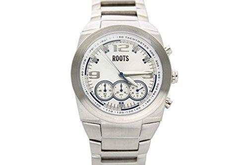 Uhr Chronograph ROOTS Octane Edelstahl Her