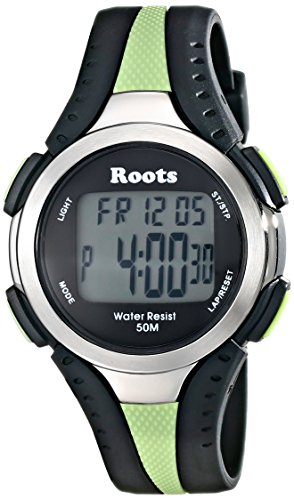 Wurzeln Herren 1r at130li1l Blackcomb Digital Display Quarz Mehrfarbig Armbanduhr