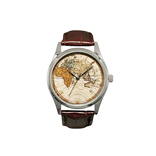 Cheapo Vintage World Watch Brown