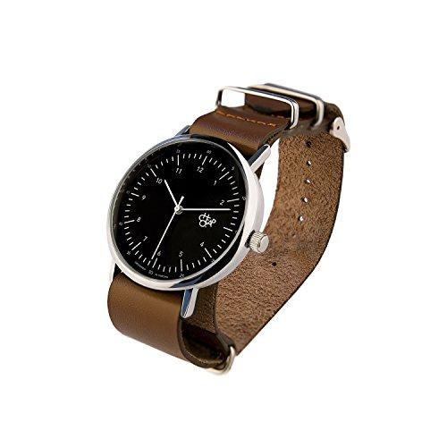 CHPO Unisex Erwachsene Armbanduhr 14224BB