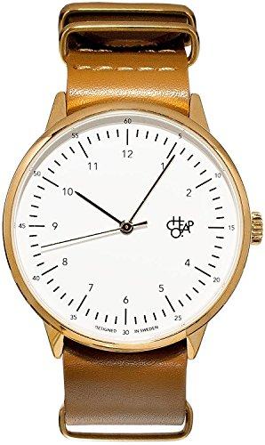 CHPO Unisex Erwachsene Armbanduhr 14229AA