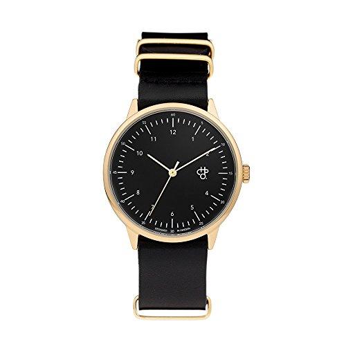 CHPO Unisex Erwachsene Armbanduhr 14229BB