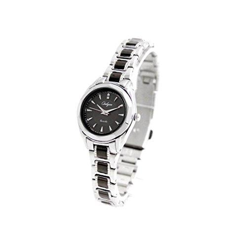 Damen Trend Armbanduhr Stahl Onlyou 1611